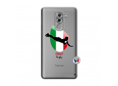 Coque Huawei Honor 6X Coupe du Monde Rugby-Italy