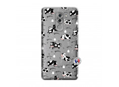 Coque Huawei Honor 6X Cow Pattern