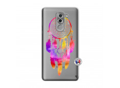 Coque Huawei Honor 6X Dreamcatcher Rainbow Feathers