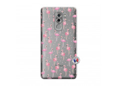 Coque Huawei Honor 6X Flamingo
