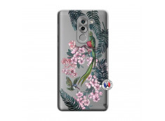 Coque Huawei Honor 6X Flower Birds