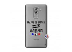Coque Huawei Honor 6X Frappe De Batard Comme Benjamin