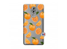 Coque Huawei Honor 6X Orange Gina