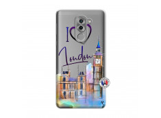 Coque Huawei Honor 6X I Love London