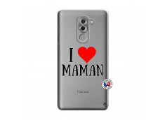 Coque Huawei Honor 6X I Love Maman