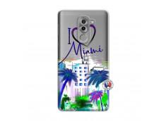 Coque Huawei Honor 6X I Love Miami