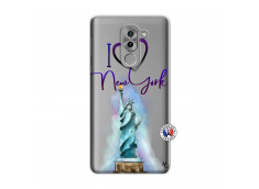 Coque Huawei Honor 6X I Love New York