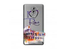 Coque Huawei Honor 6X I Love Rome