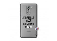 Coque Huawei Honor 6X Je Dribble Comme Cristiano