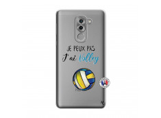 Coque Huawei Honor 6X Je Peux Pas J Ai Volley