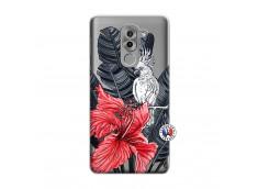 Coque Huawei Honor 6X Papagal