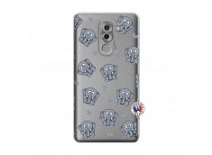 Coque Huawei Honor 6X Petits Elephants