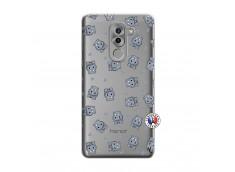 Coque Huawei Honor 6X Petits Hippos