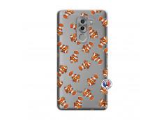Coque Huawei Honor 6X Petits Poissons Clown