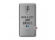 Coque Huawei Honor 6X Rien A Foot Allez Bruges