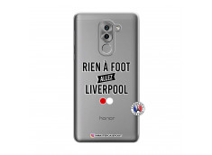 Coque Huawei Honor 6X Rien A Foot Allez Liverpool