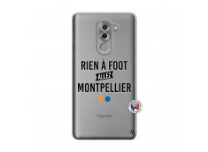 Coque Huawei Honor 6X Rien A Foot Allez Montpellier