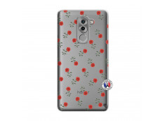Coque Huawei Honor 6X Rose Pattern
