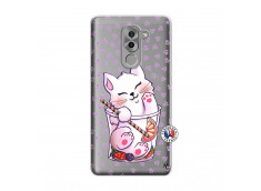 Coque Huawei Honor 6X Smoothie Cat