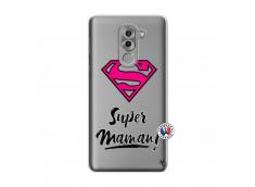 Coque Huawei Honor 6X Super Maman