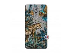 Coque Huawei Honor 6X Leopard Jungle