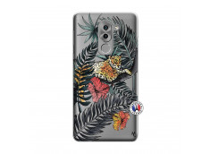 Coque Huawei Honor 6X Leopard Tree
