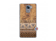 Coque Huawei Honor 7 Aztec Deco Translu