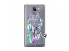 Coque Huawei Honor 7 Blue Painted Dreamcatcher