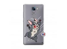 Coque Huawei Honor 7 Dog Impact