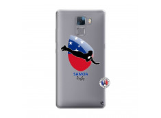 Coque Huawei Honor 7 Coupe du Monde Rugby-Samoa