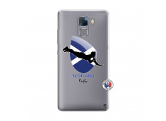 Coque Huawei Honor 7 Coupe du Monde Rugby-Scotland