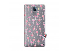 Coque Huawei Honor 7 Flamingo