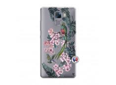 Coque Huawei Honor 7 Flower Birds