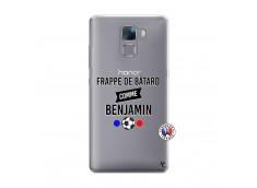 Coque Huawei Honor 7 Frappe De Batard Comme Benjamin