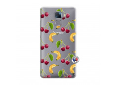 Coque Huawei Honor 7 Hey Cherry, j'ai la Banane
