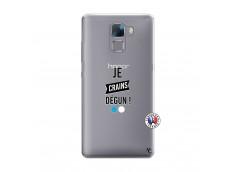Coque Huawei Honor 7 Je Crains Degun