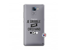 Coque Huawei Honor 7 Je Dribble Comme Cristiano