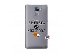 Coque Huawei Honor 7 Je m'en bats Les Noix De Coco