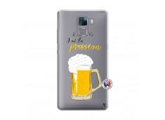 Coque Huawei Honor 7 Je peux pas J'ai la Pression