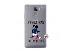 Coque Huawei Honor 7 Je Peux Pas J Ai Les Bleues Maillot