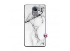 Coque Huawei Honor 7 White Marble Translu