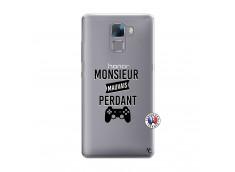 Coque Huawei Honor 7 Monsieur Mauvais Perdant