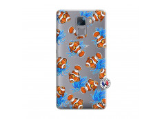 Coque Huawei Honor 7 Poisson Clown