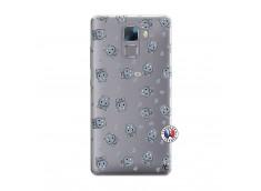 Coque Huawei Honor 7 Petits Hippos
