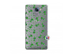 Coque Huawei Honor 7 Petits Serpents