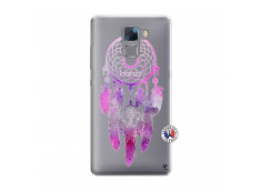Coque Huawei Honor 7 Purple Dreamcatcher