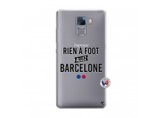 Coque Huawei Honor 7 Rien A Foot Allez Barcelone
