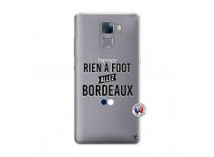 Coque Huawei Honor 7 Rien A Foot Allez Bordeaux