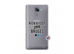 Coque Huawei Honor 7 Rien A Foot Allez Bruges