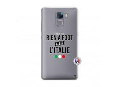 Coque Huawei Honor 7 Rien A Foot Allez L'Italie